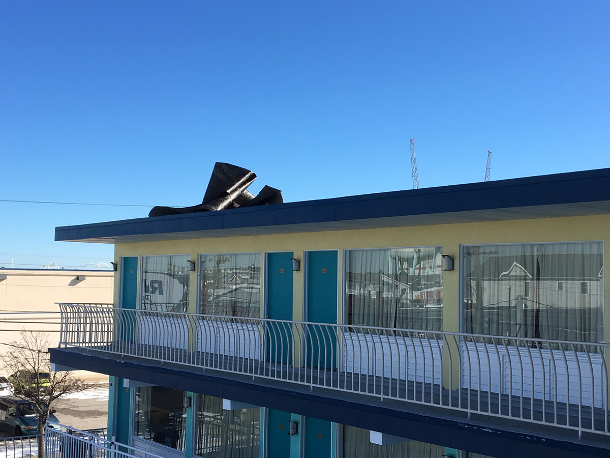Wind and Roof Damage